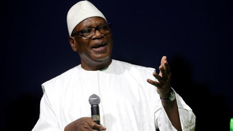 Former Mali President reportedly set free by military that seized power from him