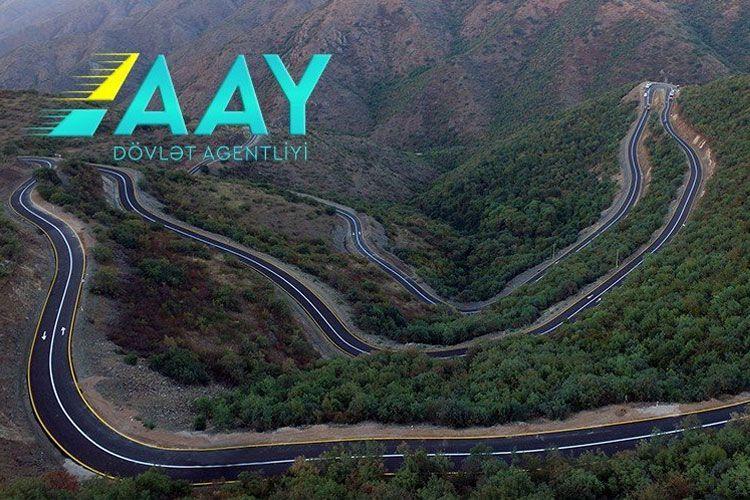 Будет ограничено автомобильное движение по дороге Баку-Сумгайыт