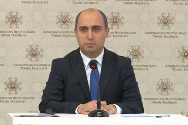 Azerbaijan to resume education on September 15