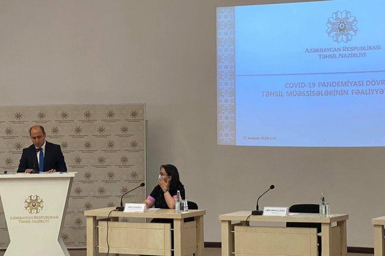 Обнародован порядок приезда в Азербайджан зарубежных педагогов, работающих в частных школах страны