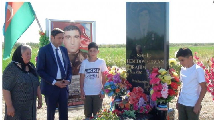 Azerbaijani MES takes care of two children of martyr  - <span class='red_color'>PHOTO</span>