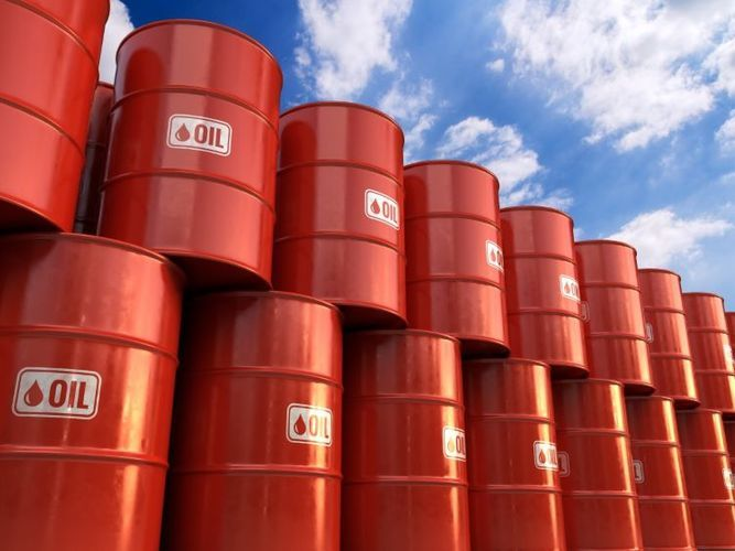 Price of Brent oil increases again, while WTI decreases on world market