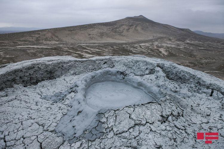 Ведется работа по включению грязевых вулканов в список наследия ЮНЕСКО