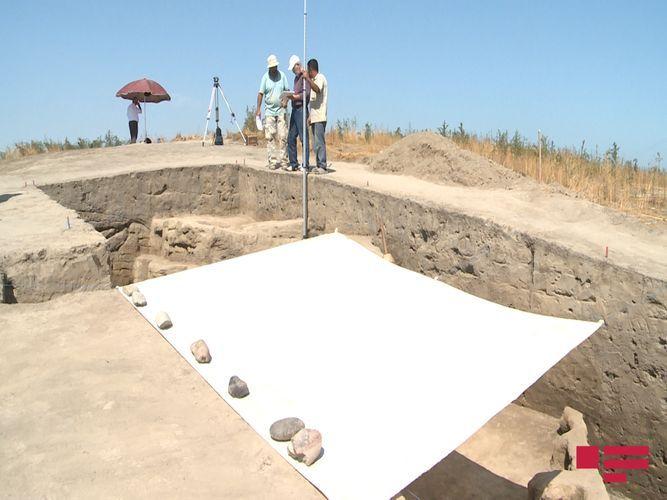 В Физули обнаружено кладбище эпохи неолита – <span class='red_color'>ФОТО</span>