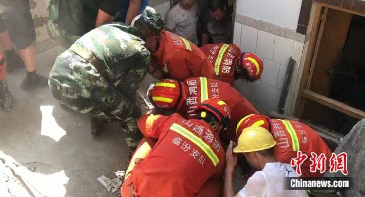 Çində hotelin çökməsi nəticəsində ölənlərin sayı 29-a çatıb - YENİLƏNİB-1