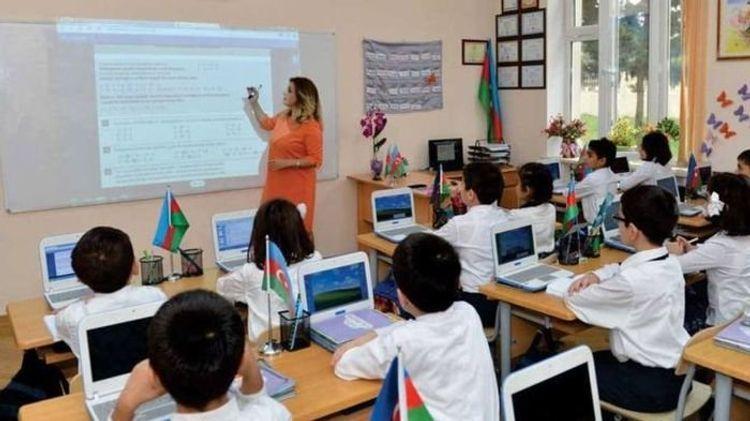 В Азербайджане занятия в V-IX классах начнутся 1 октября