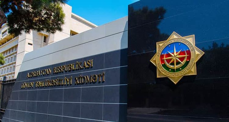 Person, received terrorism-provocation training, detained and brought to Azerbaijan