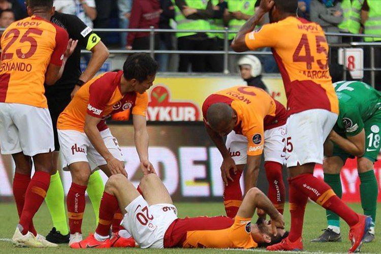 """""""Qalatasaray""""ın futbolçusu """"Neftçi"""" ilə oyunda iştirak etməyəcək"""