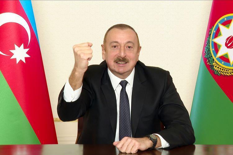 Президент Азербайджана: Армения либо была бы полностью уничтожена, либо должна была подписать