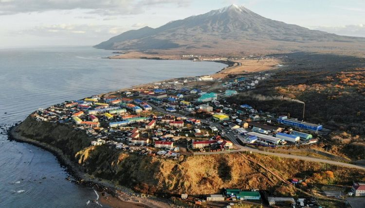 В Японии заявили, что намерены двигаться к решению вопроса о южной части Курил