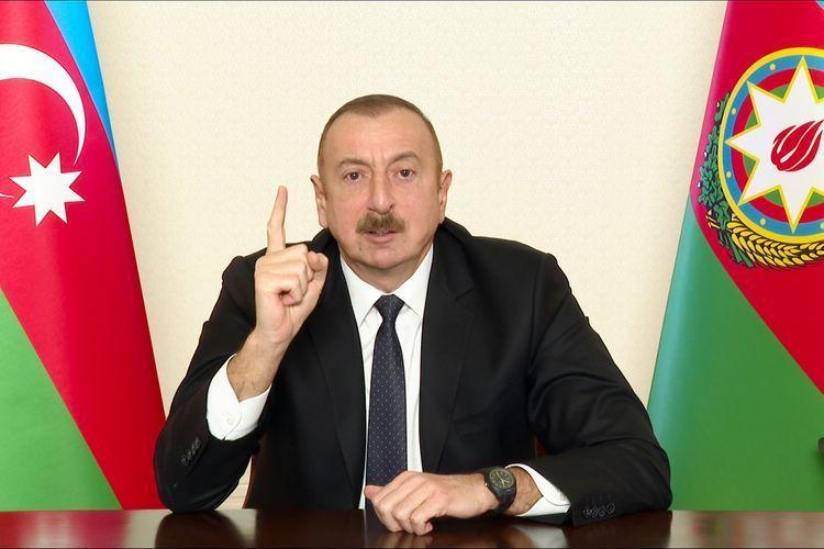 Президент Ильхам Алиев: Предприняла ли Франция, как сопредседатель, практический шаг для решения этого вопроса?