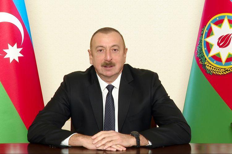 Президент: Азербайджан соединяется со своей неотъемлемой частью - Нахчываном. Азербайджан соединяется с Турцией