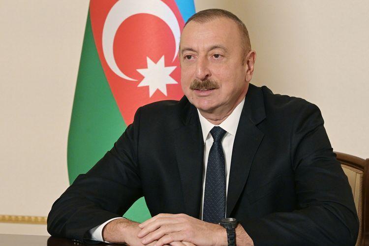 Президент Азербайджана: Начинается новая эра для нашей страны, эра созидания, развития, восстановления наших освобожденных территорий