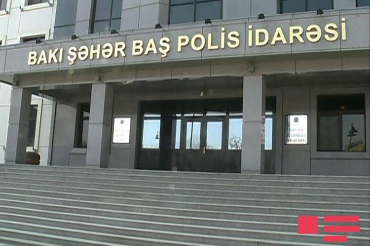 Bakı şəhər Baş Polis İdarəsinə yeni rəis müavini təyin edilib - ƏMR