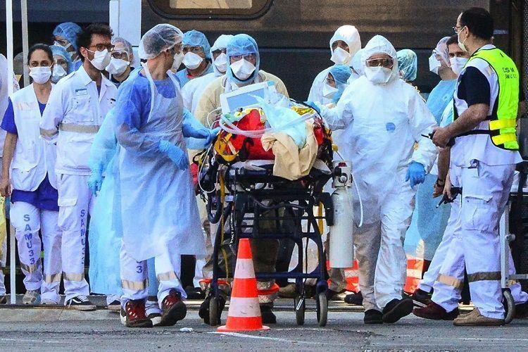 В Бразилии за сутки выявили более 49 тысяч случаев коронавируса