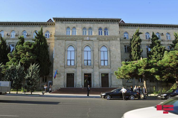 Началось комплектование кадрами Карабахского регионального Управления юстиции