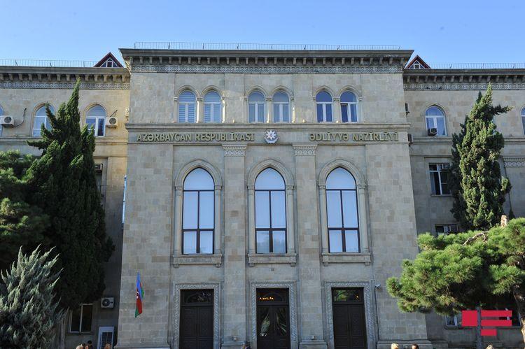 Город Ханкенди также включен в юрисдикцию  созданного Карабахского регионального управления юстиции