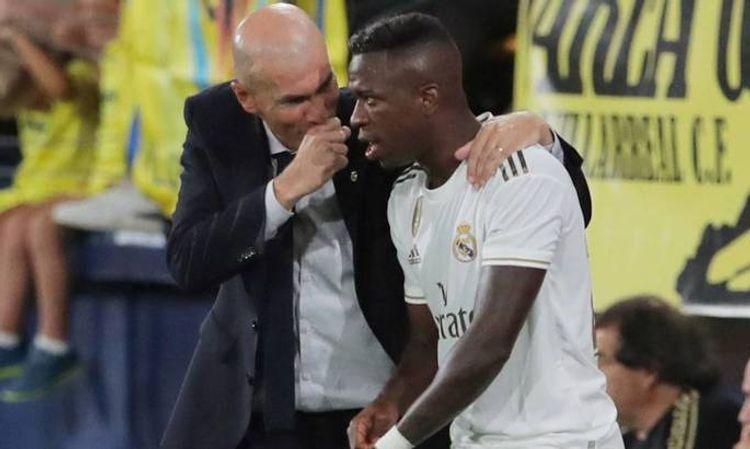 Между главным тренером «Реала» Зиданом и футболистами произошел конфликт