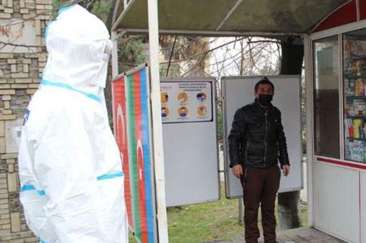 Начато расследование в связи с коронавирусным больным, покинувшим место жительства в Шеки