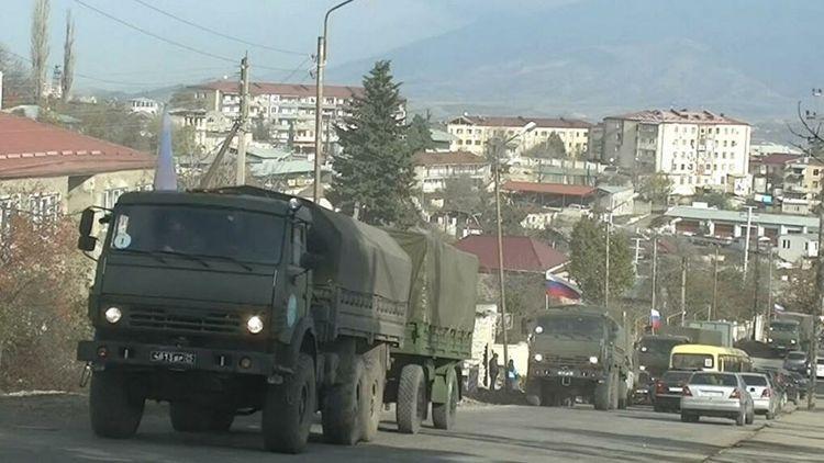 Российские военные развернут второй госпиталь в Нагорном Карабахе