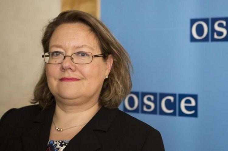 Директор Центра ОБСЕ: Мы должны поддерживать мирное и устойчивое политическое урегулирование карабахского конфликта