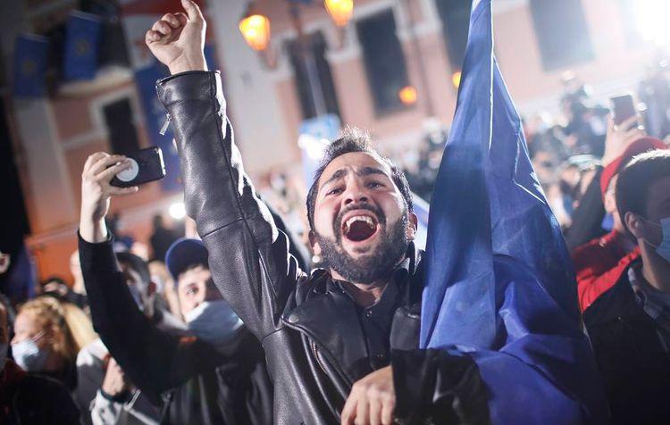 Объявлены окончательные результаты парламентских выборов в Грузии
