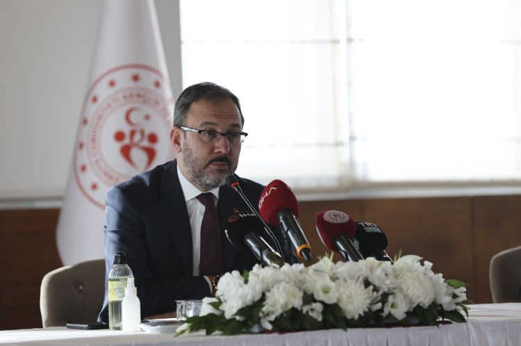 Turkey's Youth and Sports Minister tests positive for coronavirus