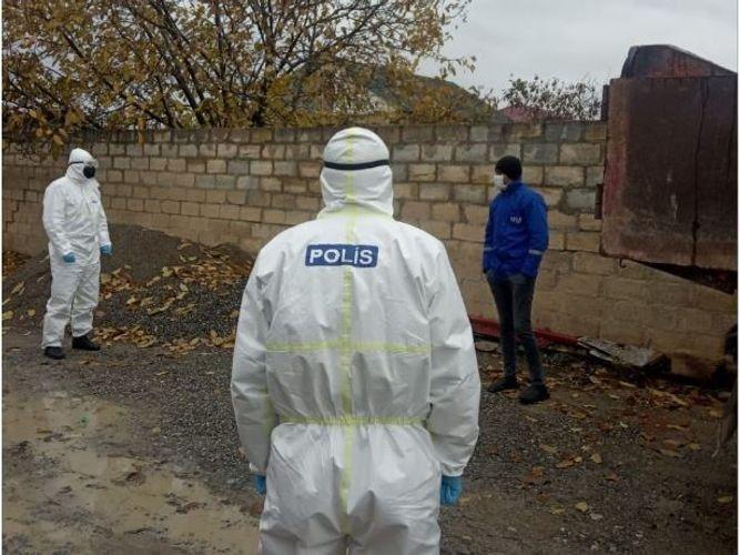 В Баку задержаны покинувшие место жительства больные коронавирусом