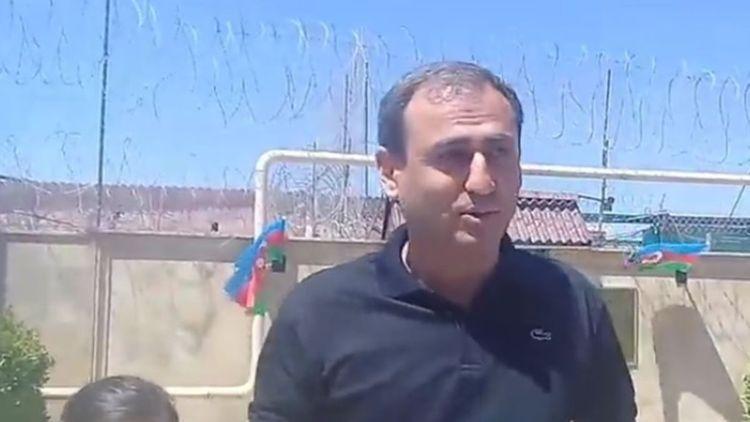 Аппарат омбудсмена распространил информацию об Афгане Садыгове