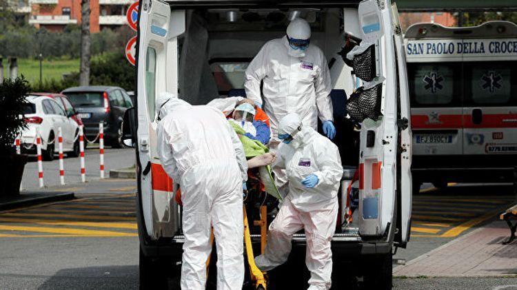 İtaliyada pandemiya başlayandan bəri rekord sayda sutkalıq ölüm hadisəsi qeydə alınıb