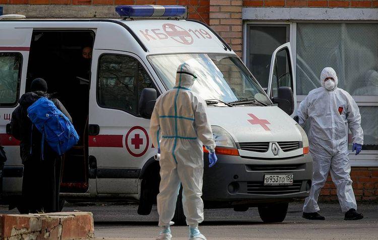 Moskvada son sutkada koronavirusdan 77 nəfər dünyasını dəyişib