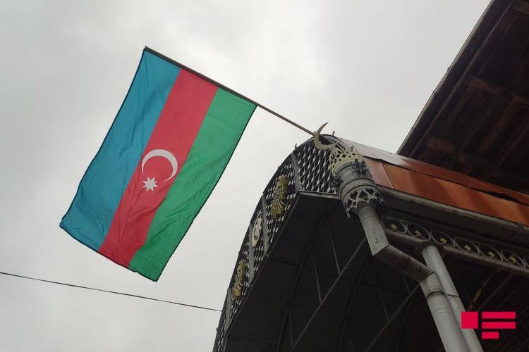 Vətən müharibəsi şəhidlərinin xatirəsi Lənkəranın Böyük Bazar məscidində anılıb