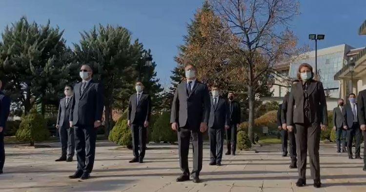 Ankara commemorates memory of martyrs of Patriotic War