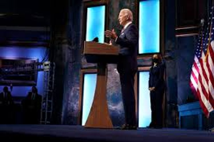 Biden says his family to keep distance from affairs of state