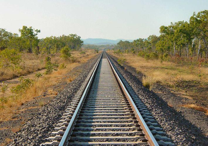 Началась реконструкция железнодорожной линии Барда-Агдам
