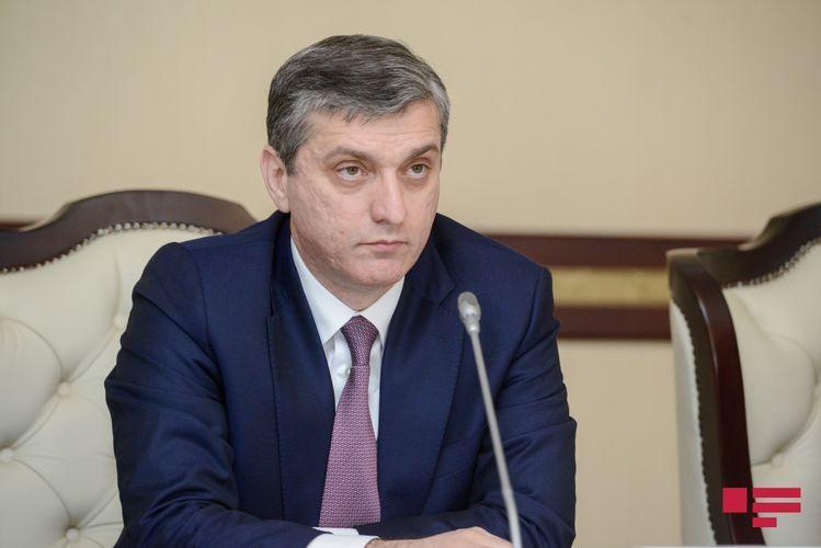 Кандидатура Вугара Гюльмамедова вновь выдвинута на должность председателя Счетной палаты