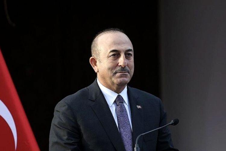 Çavuşoğlu ilə Zalkaliani Türkiyə-Azərbaycan-Gürcüstan əlaqələrini müzakirə ediblər