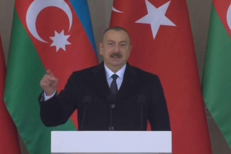 Верховный Главнокомандующий: Во время войны в Азербайджанской Армии не было ни одного случая дезертирства