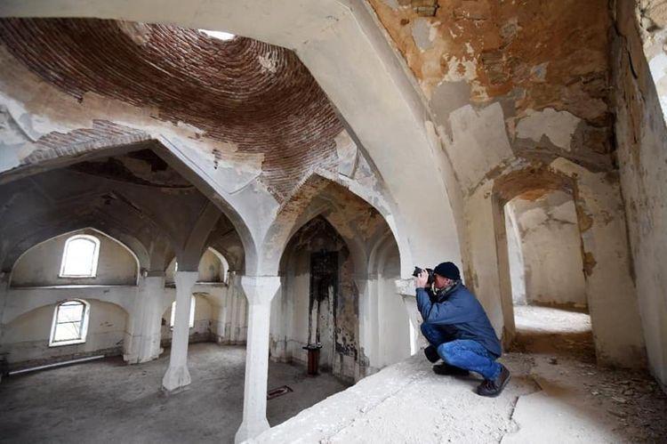 Начаты работы по реставрации религиозных памятников и мечетей на освобожденных от оккупации территориях
