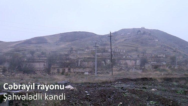 Видеорепортаж из сел Шахвеледли и Имамбаги Джабраильского района - ВИДЕО
