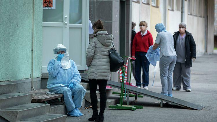 Хорватия установила рекорд смертности от COVID-19 на Западных Балканах
