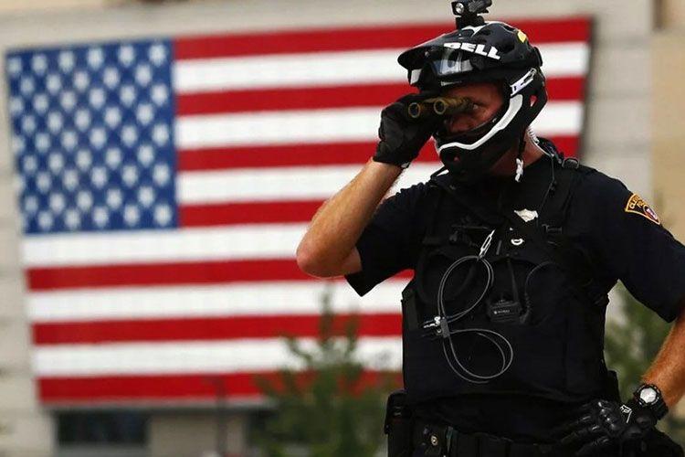 При протестах в Вашингтоне пострадали восемь человек - ОБНОВЛЕНО