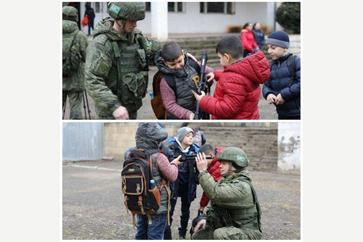 Rusiya sülhməramlıları erməni separatçılarının xilaskarı rolunda: Moskva açıqlama verməlidir - TƏHLİL