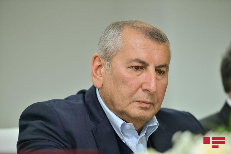 """Faiq Qarayev: """"Mən dostumu, Azərbaycan idmanı veteran futbolçusunu itirdi"""""""