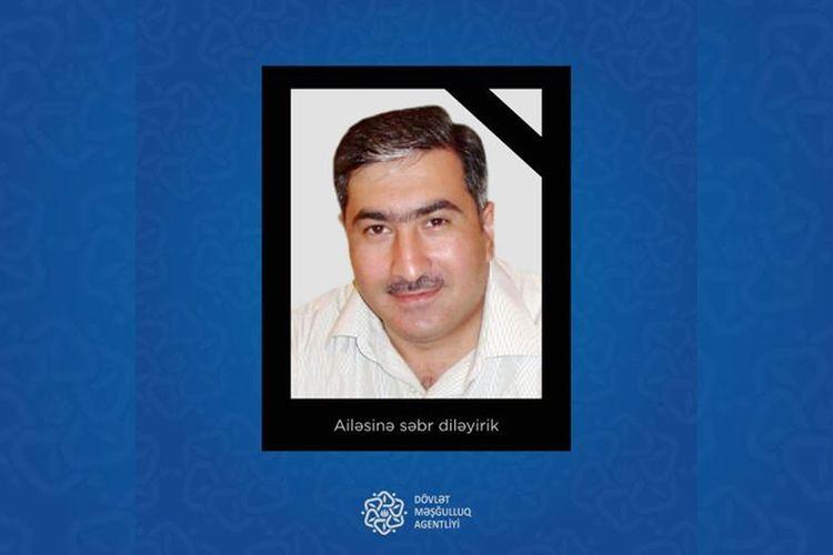 В Азербайджане еще один чиновник стал жертвой коронавируса