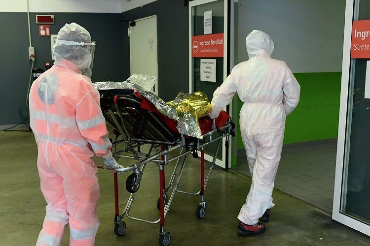 İtaliyada koronavirusdan ölənlərin sayı 65 mini ötüb