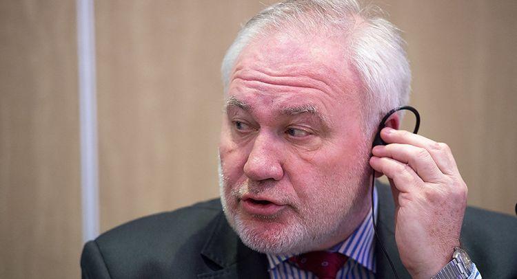 Российский посредник МГ ОБСЕ Игорь Попов болен коронавирусом
