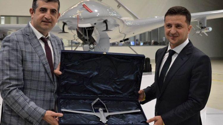 Украина договорилась с турецкими компаниями о производстве беспилотников