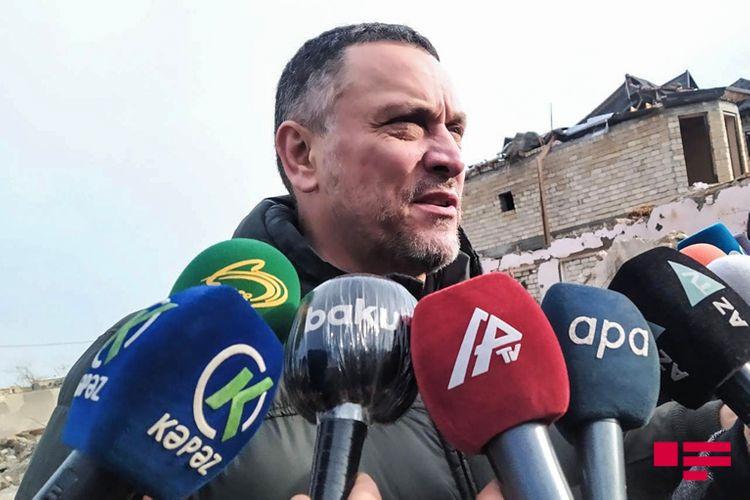 Шевченко: Несмотря на оголтелую пропаганду, большинство граждан РФ понимали, что правда на стороне Азербайджана