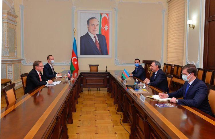 Посол США: Надеемся, что в дальнейшем в регионе установятся мир и спокойствие